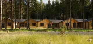 Lodges at Longford Forest
