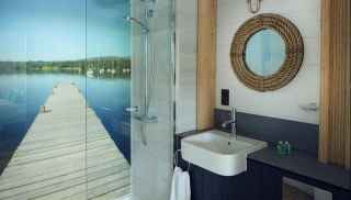 Waterside bathroom