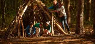 Den Building and Decorating